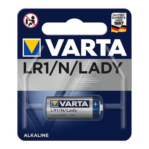VARTA N SIZE BATTERY