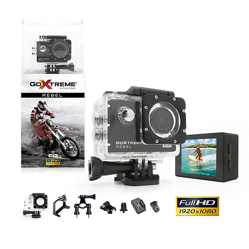 GO XTREME REBEL ACTION CAM