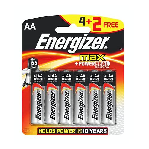 ENERGIZER AA B6