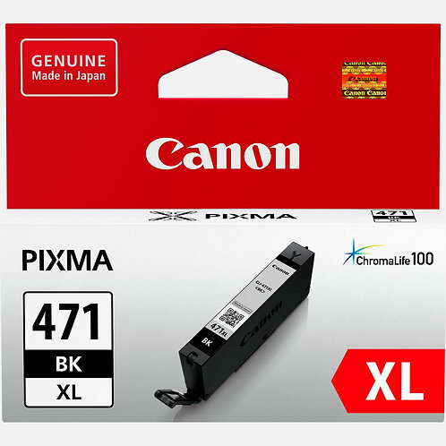 CANON CLI-471XL BLACK
