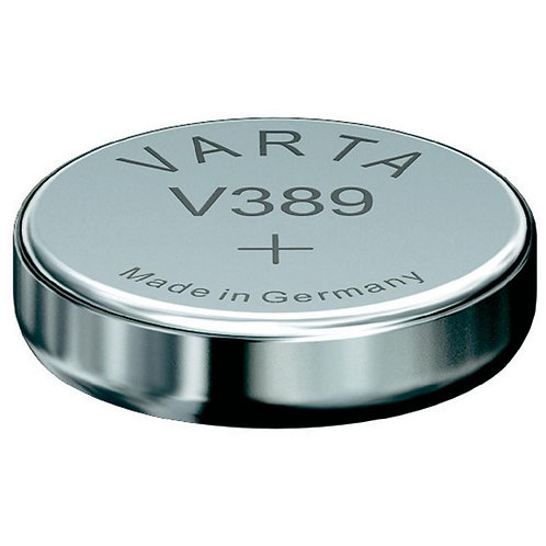 BUTTON CELL 389/AG10