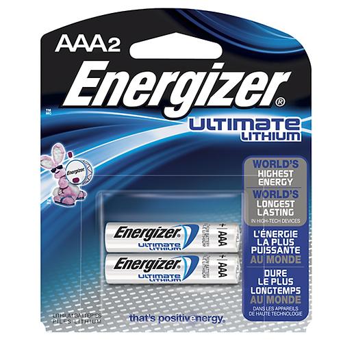 ENERIGZER LITHIUM AAA2
