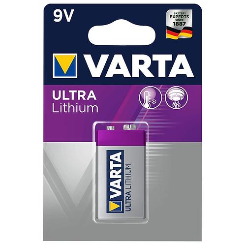 VARTA 9V LITHIUM