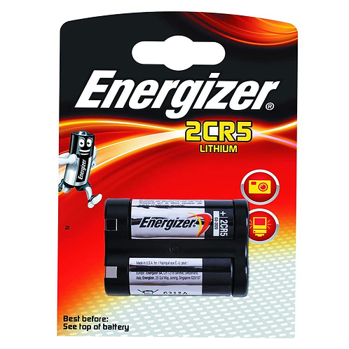 ENERGIZER 2CR5 BATTERY