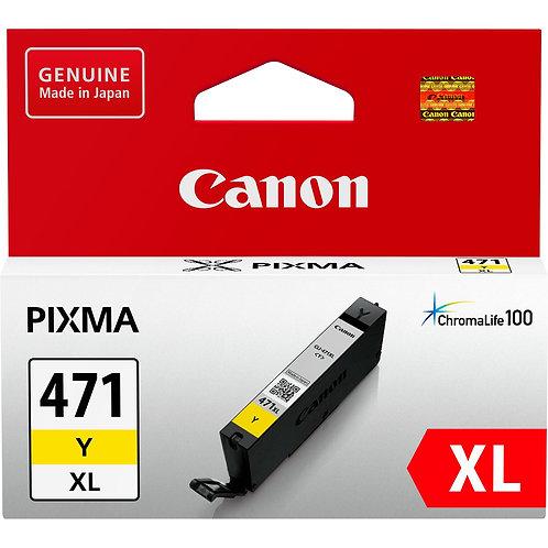 CANON CLI-471XL YELLOW
