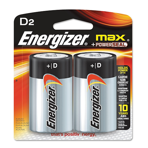 ENERGIZER D CELL B2