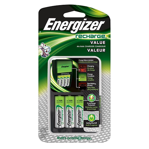 ENERGIZER VALUE CHAR NER911