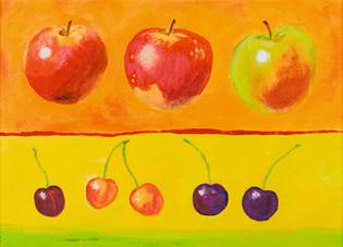 apples & cherries