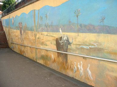 savanna scene