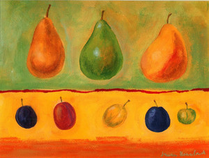 pears & plums