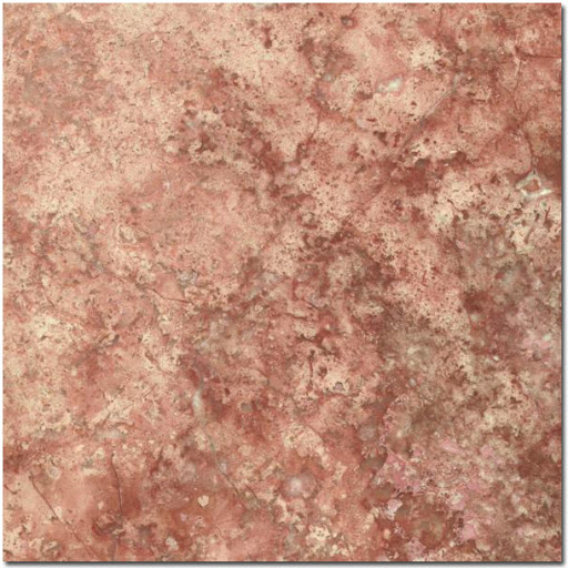 Red Travertine Tile