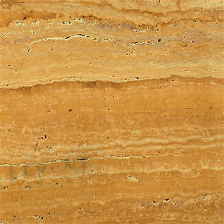 yellow travertine vein cut - golden travertine