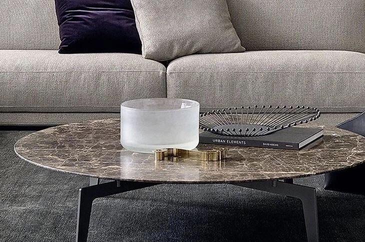 dark emperador for dining or coffee tables for home design