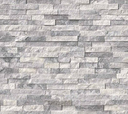 stacked stone ledger panel - ALASKA GREY