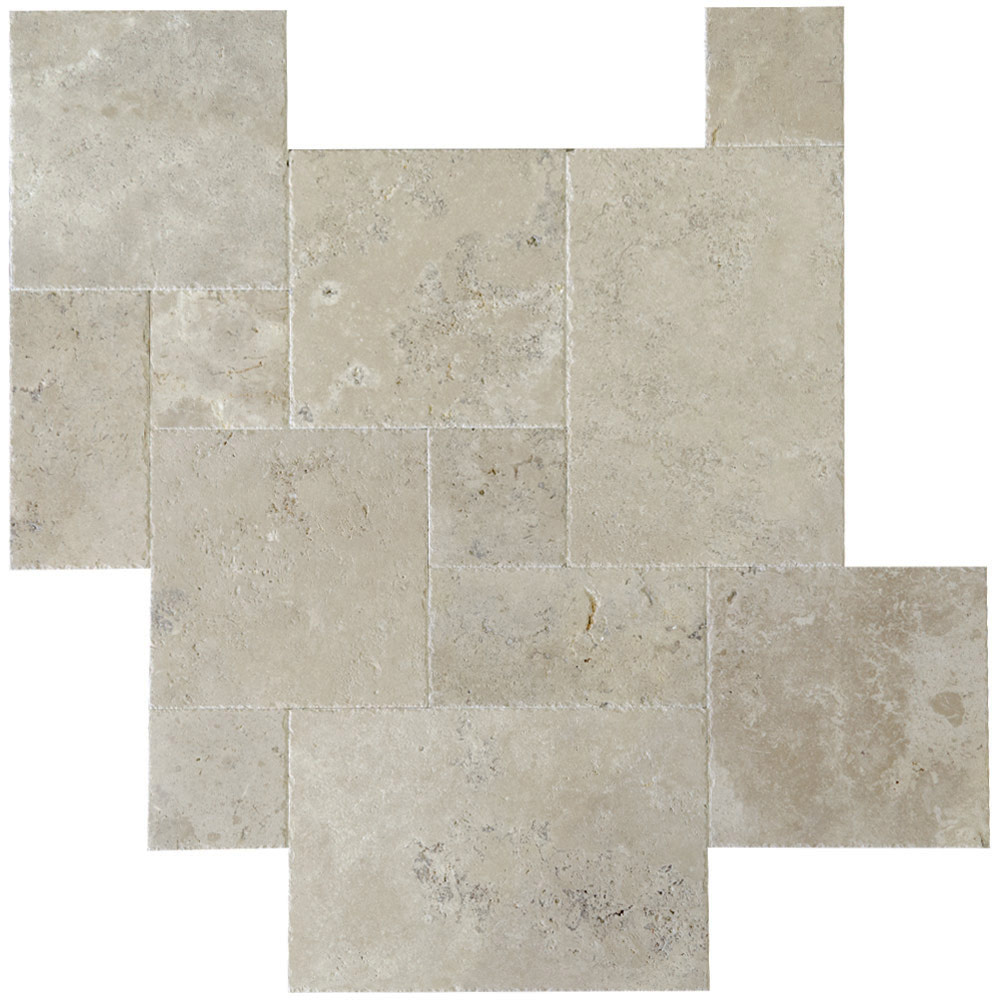 Classic Travertine Pattern Set