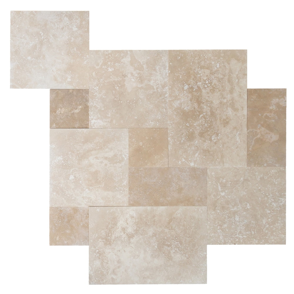 Denizli Travertine Pattern Set