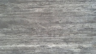 silver travertine vein cut - Turkey - by w marble