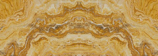 yellow travertine vein cut - golden trav