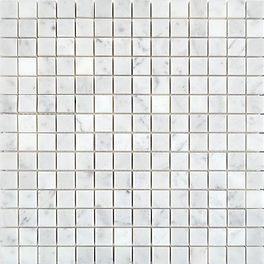 2x2cm white carrara marble mosaic.jpg
