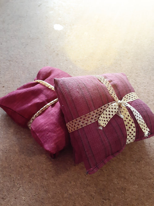 Silk Shavasana Eye Pillow