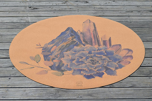 Alchemy Round Eco Yoga Mat