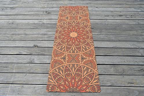 Fire Mandala Eco Yoga Mat