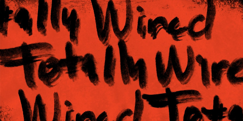 Vinyl Night: Totally Wired! w/ Scotty Upton