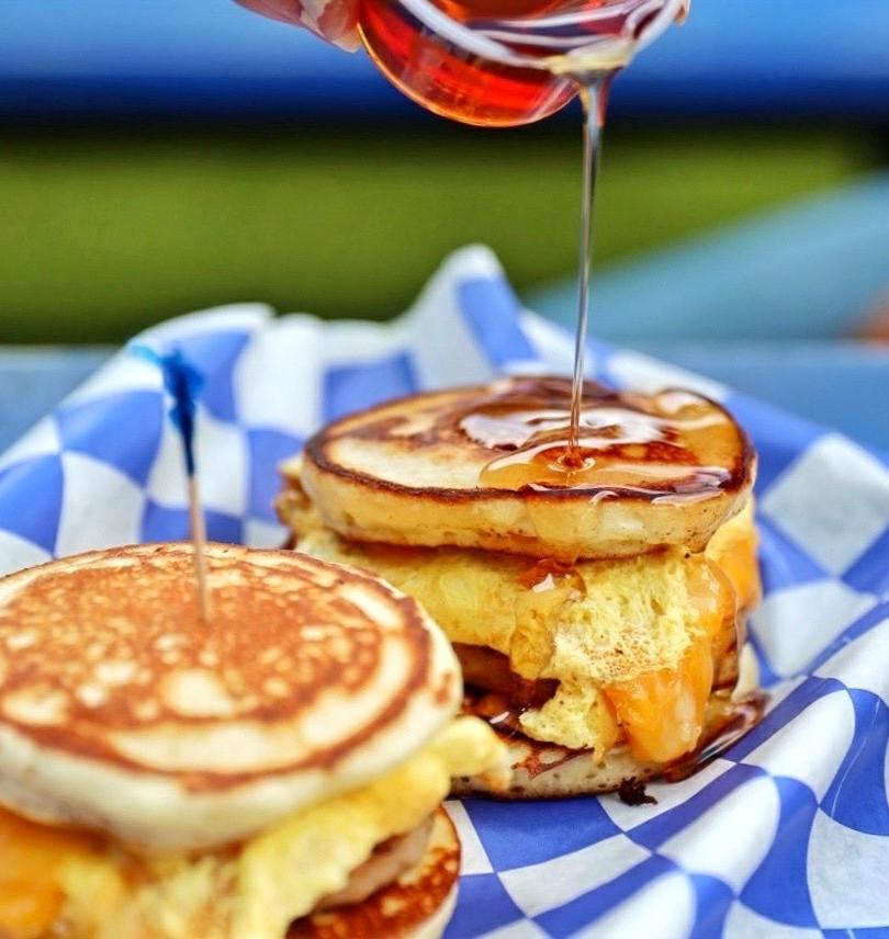 Pancake Sliders