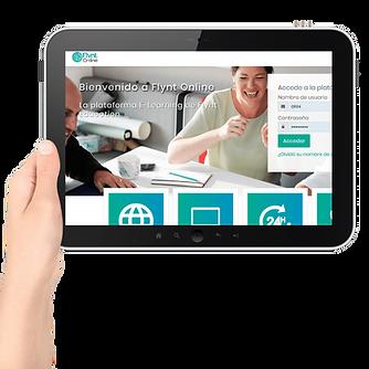 flynt online tablet