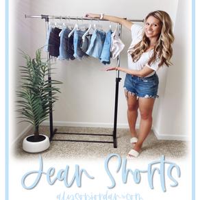 Who Wears Jean Shorts?