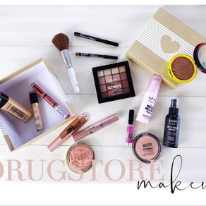 2021 Drugstore Makeup Finds