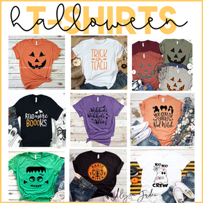 Fab-BOO-lous Halloween T-Shirts