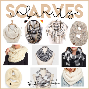 To Infinity Scarf and Beyond...