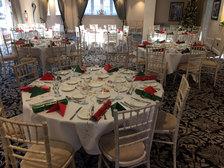 Chiavari chairs at Inglewood Manor 2017