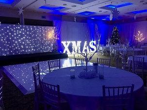 Crewe Hall Christmas Party