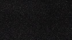 Муар черный с блестками