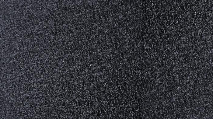 Шелк черный
