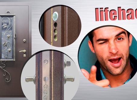 Самостоятельная регулировка тепло- и шумоизоляции современных дверей