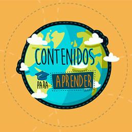 CONTENIDOS PARA APRENDER