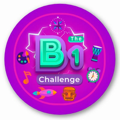 BE (THE) 1 CHALLENGE