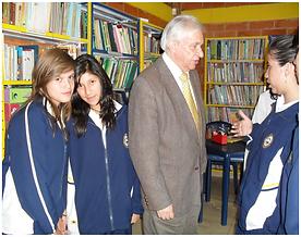 Colegio, Campestre, Bogota, Bilingue