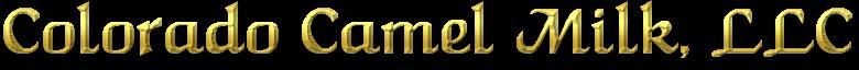 Colorado Camel Milk, LLC