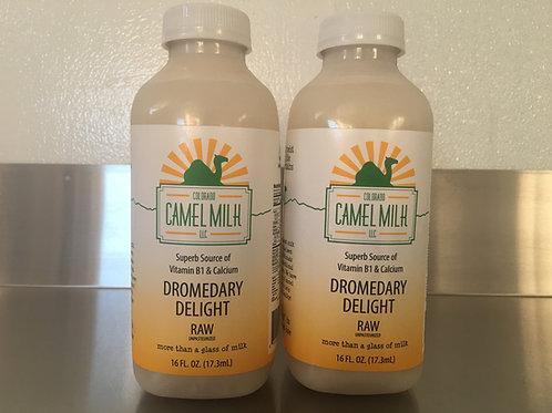 Raw Camel Milk