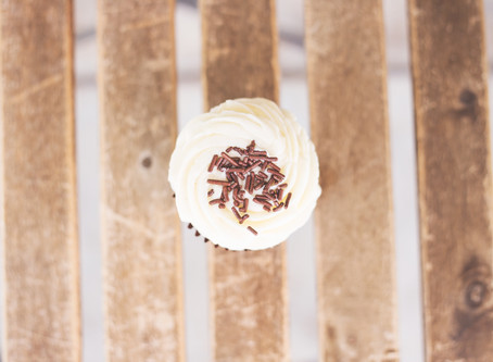 Cupcakes and Why I am a Genius