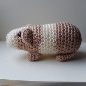 Amigurumi Guinea Pig