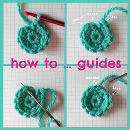Crochet amigurumi guides hints tips tutorials techniques patterns invisible join free diy handmade ravelry pinterest fat cat crochet