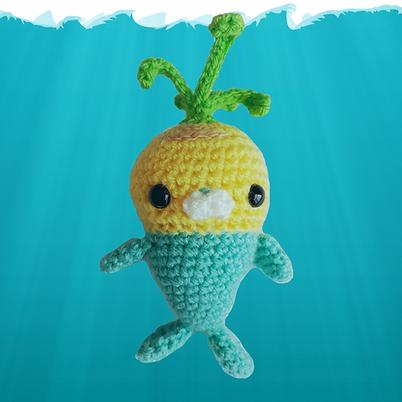 amigurumi crochet toy handmade 'free pattern' tunip vegimal octonauts cbeebies pattern diy cute ravelry pinterest fat cat crochet