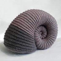 Ammonite Cushion