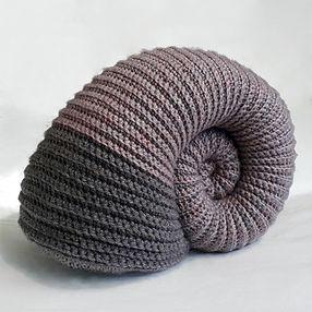 crochet ammonite tentacles cushion handmade diy free pattern notes crochet coral reef ravelry pinterest fat cat crochet