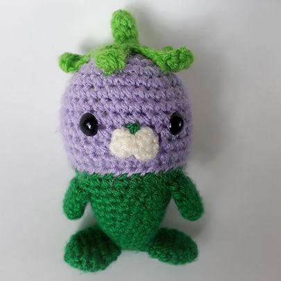 amigurumi crochet toy handmade 'free pattern' grouber vegimal octonauts cbeebies pattern diy cute ravelry pinterest fat cat crochet